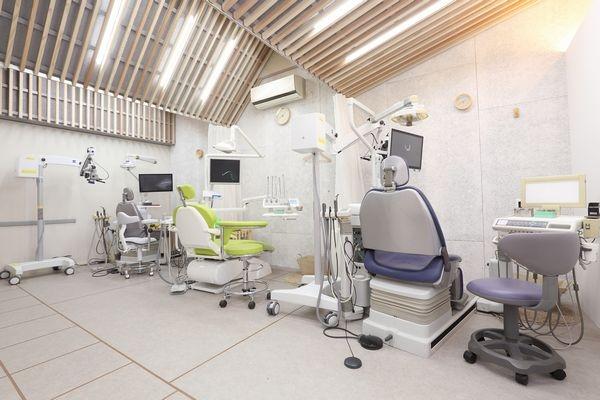診察室(第一診療室)